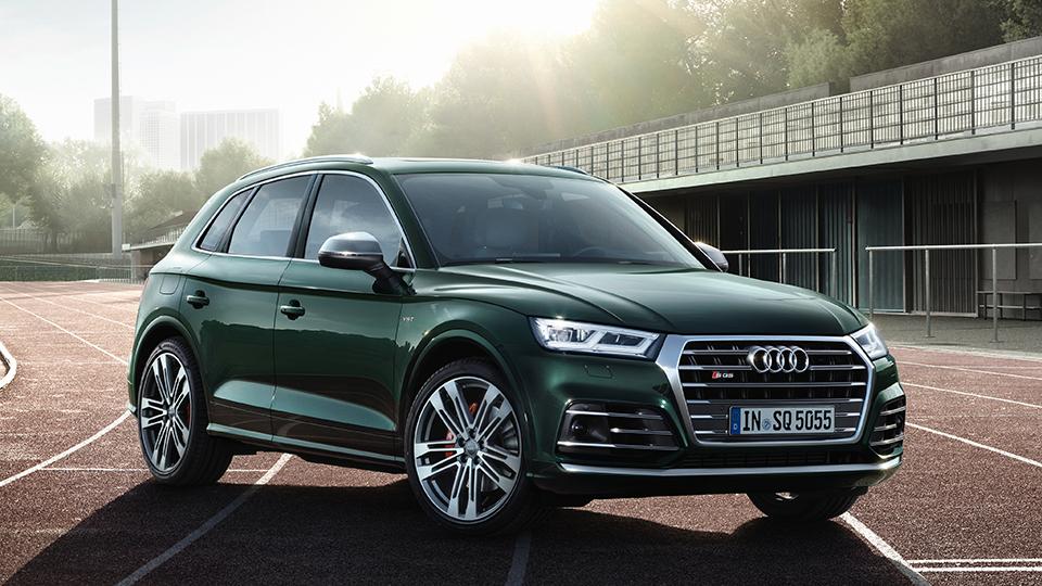 Названы рублевые цены намощнейшую версию Audi Q5