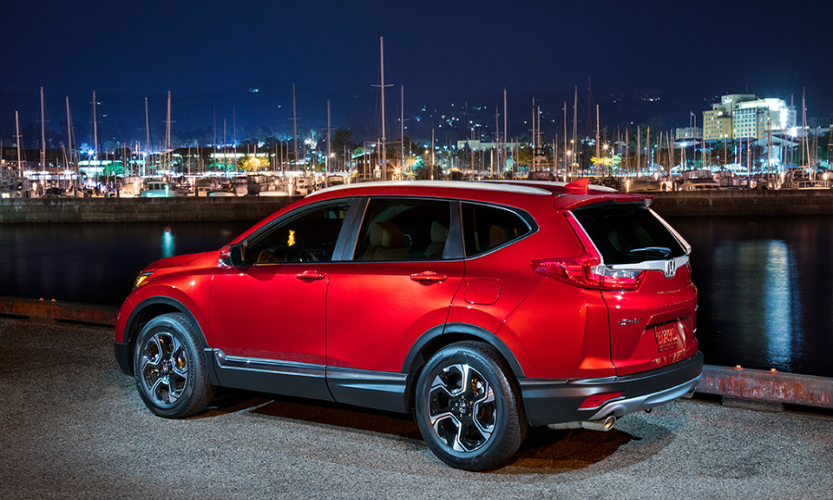 Началось производство нового Хонда CR-V для Российской Федерации