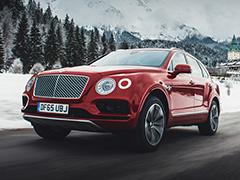 Дилеры начали принимать заказы надизельный Bentley Bentayga