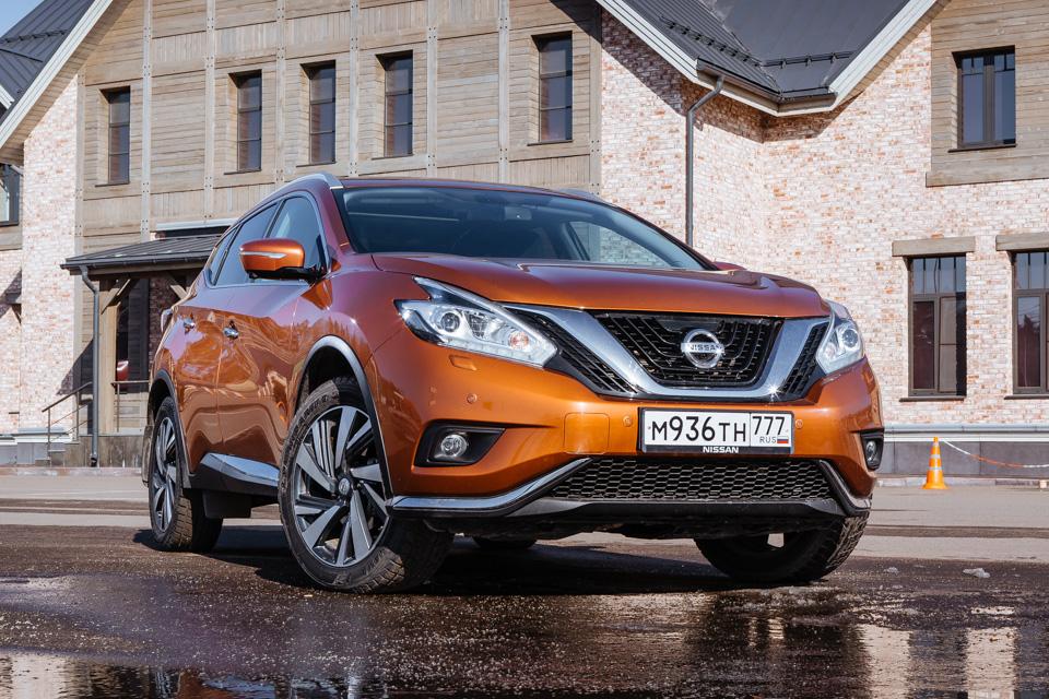 Длительный тест Nissan Murano: итоги, конкуренты истоимость владения. Фото 1