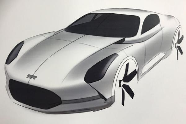Новый спортивный автомобиль TVR получит название Griffith
