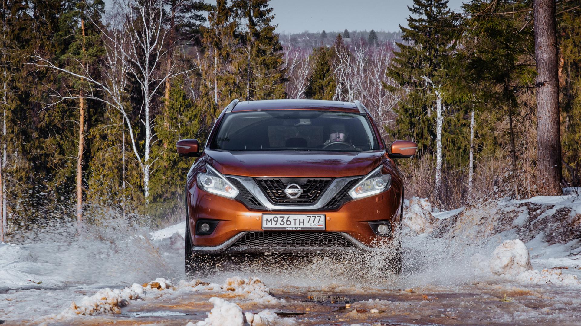 Длительный тест Nissan Murano: итоги, конкуренты истоимость владения. Фото 5