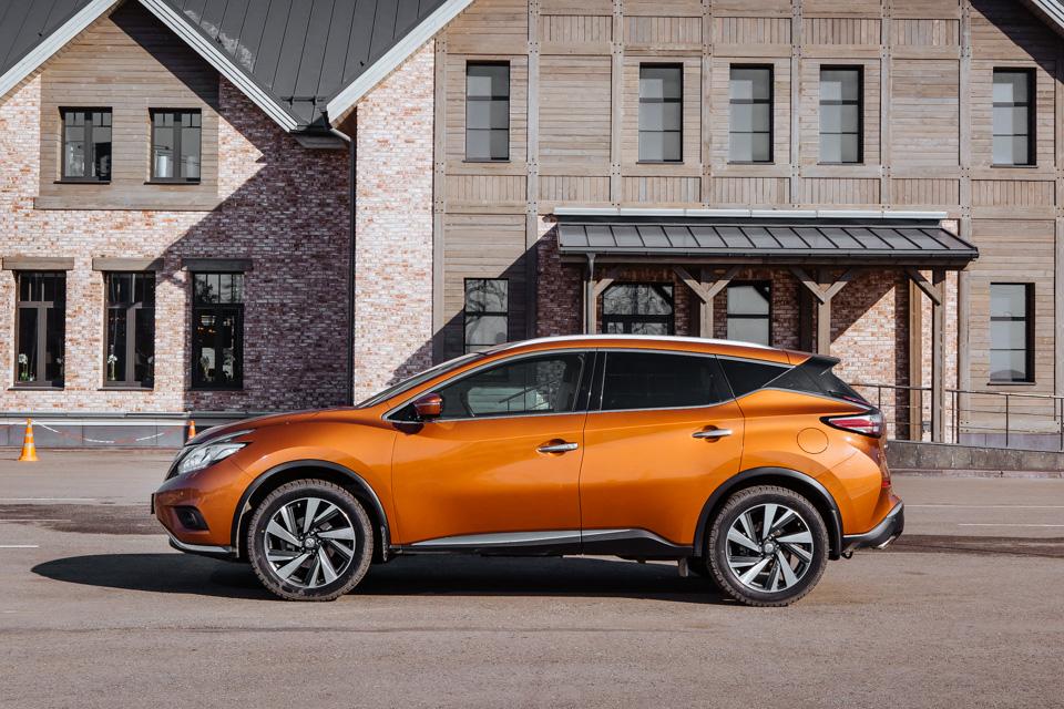 Длительный тест Nissan Murano: итоги, конкуренты истоимость владения. Фото 7