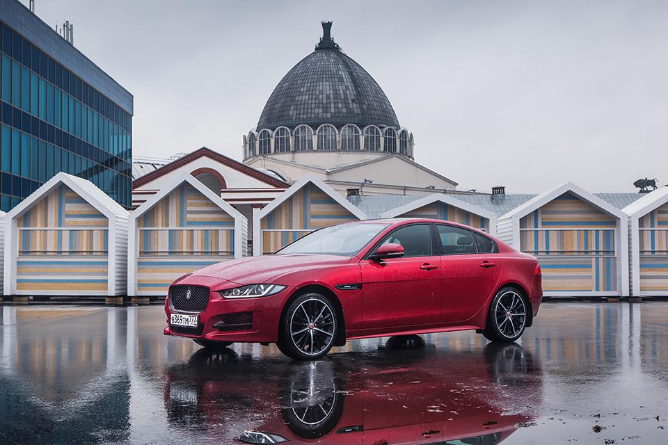 Длительный тест дизельного Jaguar XE: итоги, прощание. Фото 1
