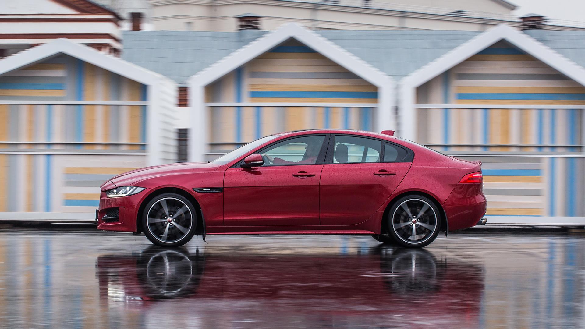 Длительный тест дизельного Jaguar XE: итоги, прощание. Фото 2