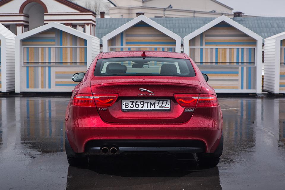 Длительный тест дизельного Jaguar XE: итоги, прощание. Фото 3