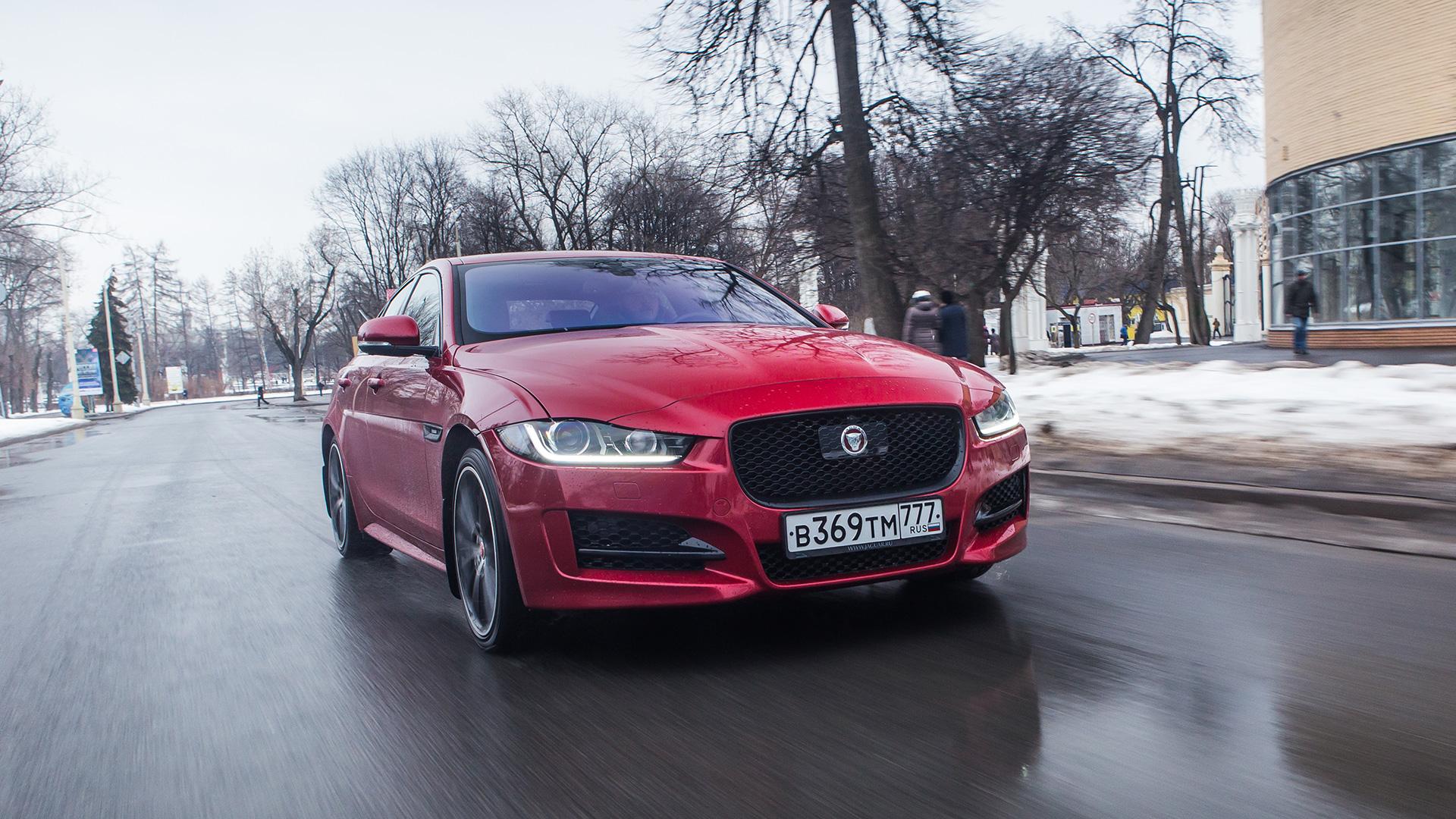 Длительный тест дизельного Jaguar XE: итоги, прощание. Фото 4