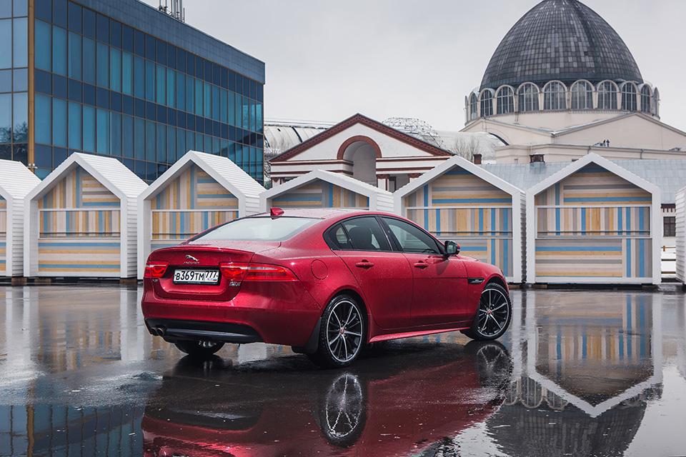 Длительный тест дизельного Jaguar XE: итоги, прощание. Фото 6