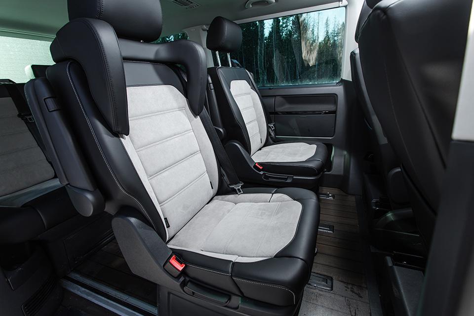 Длительный тест Volkswagen Multivan, часть вторая: интерьер, итоги истоимость владения. Фото 6