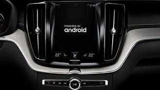 Volvo получат мультимедийную систему на Android