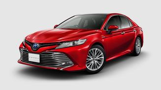 Toyota показала новую Camry. Фото - Toyota