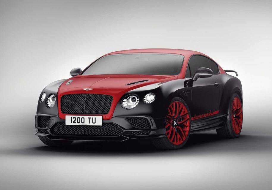 Bentley выпустит лимитированную партию 700-сильных авто, посвященных Нюрбургрингу