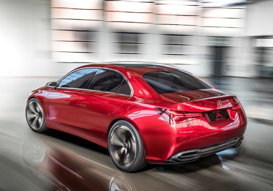 У Mercedes-Benz появятся 1,2-литровые моторы