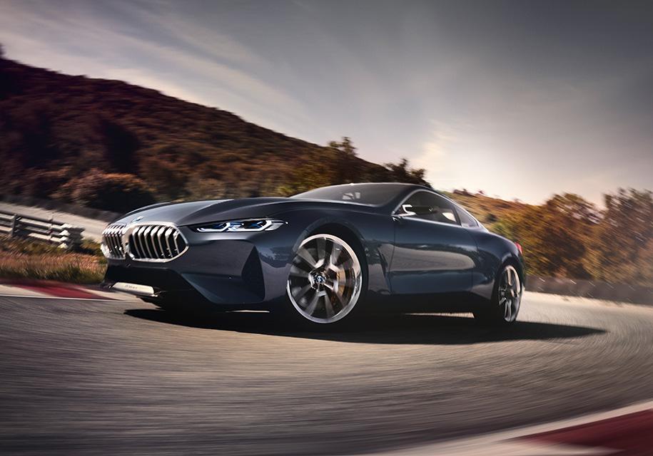 Какой будет BMW 8-й серии