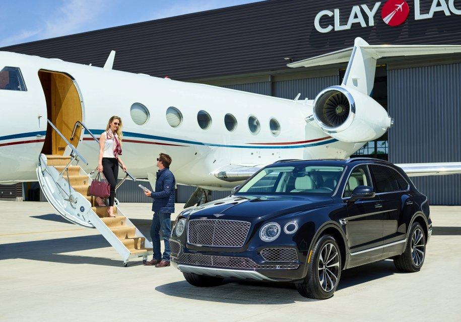 Владельцы Bentley смогут заказать себе авто на время путешествия