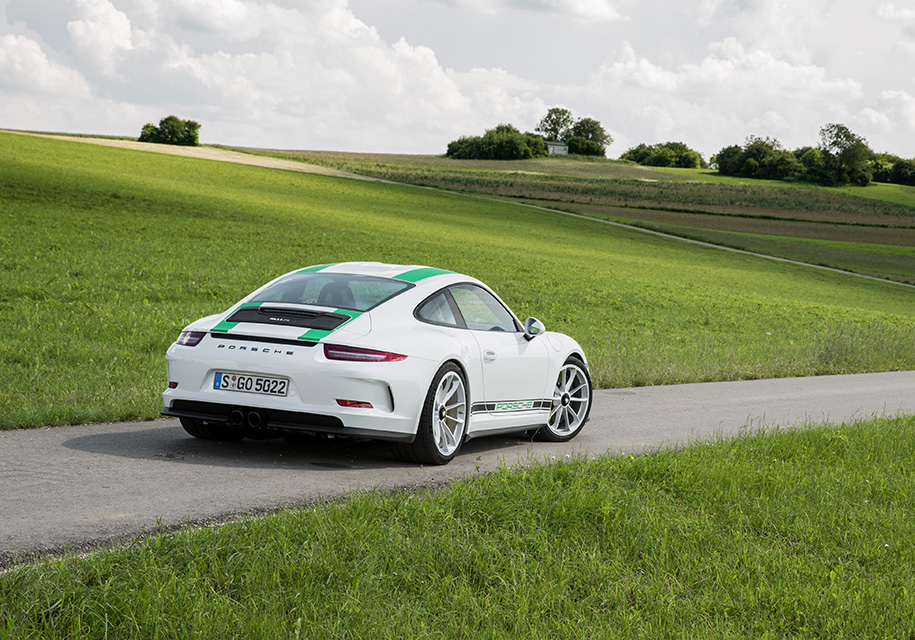 Porsche будет бороться со спекулянтами - Porsche