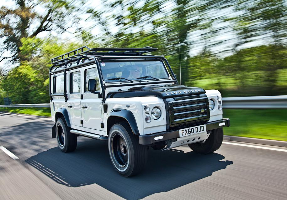 Лэнд Ровер Defender получит экологичный мотор от Форд FocusRS
