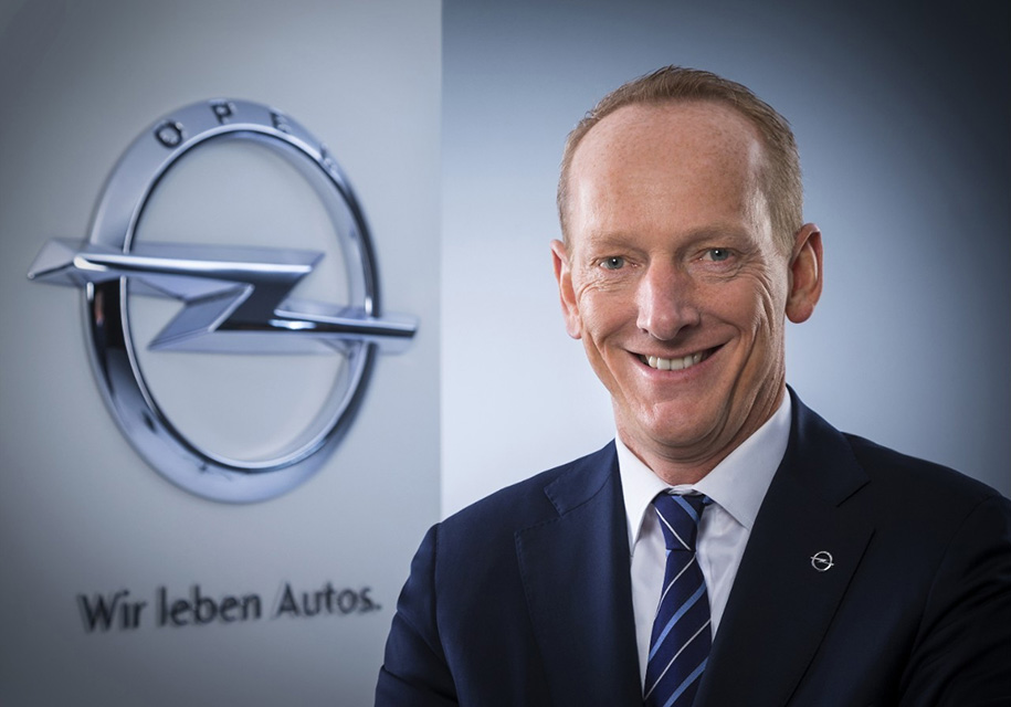 Глава Opel ушел в отставку