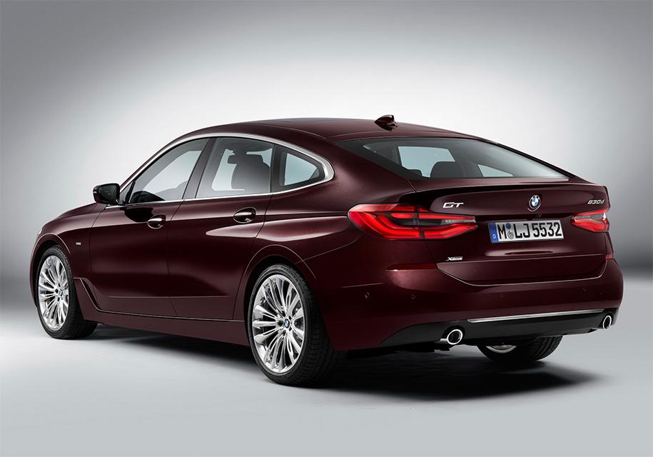 Каким будет BMW 6-серии GT - BMW
