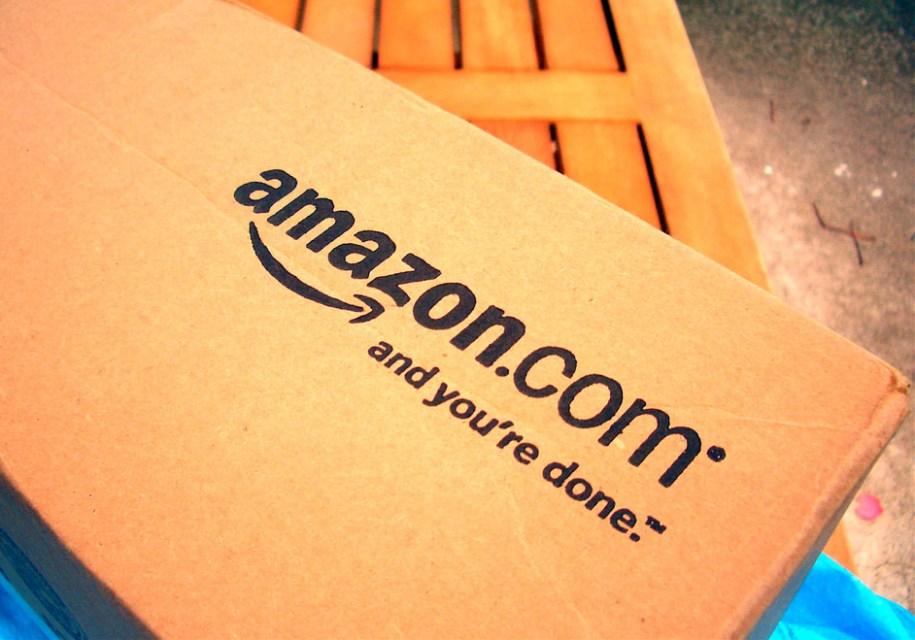 Amazon будет продавать в Европе машины через интернет