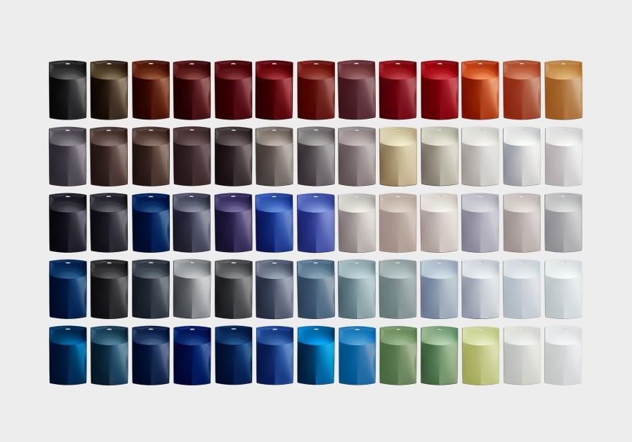 Какие цвета автомобилей будут популярны в ближайшие 4-5 лет