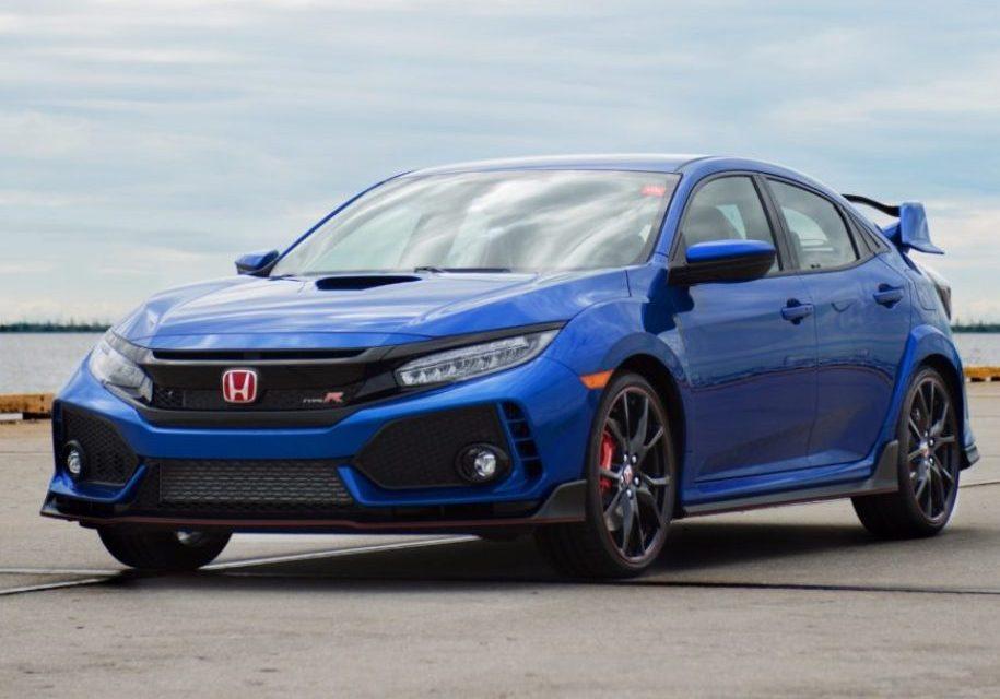 Хонда может сделать полноприводный Civic Type R