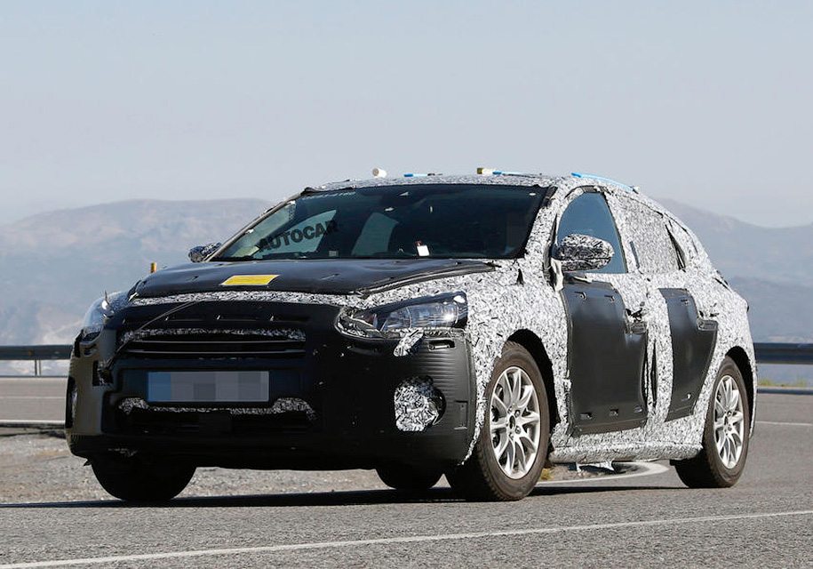Первые подробности о новом Ford Focus - Ford