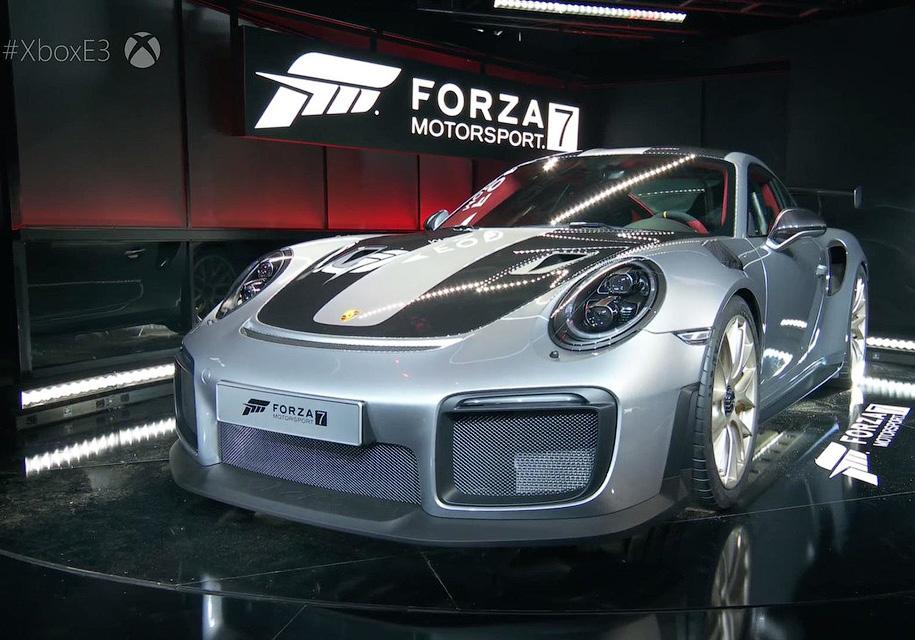 Компания Порш распродала весь тираж Порше 911 GT2 RS