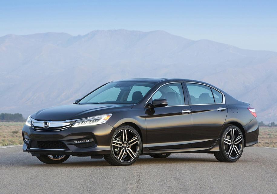 Хонда может восстановить русские продажи моделей Accord иCivic