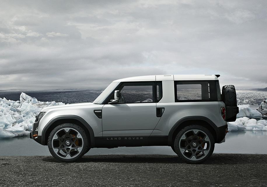 Новый Land Rover Defender будет рассчитан намолодежную аудиторию