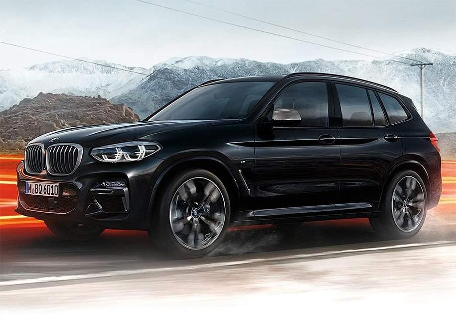 Каким будет новое поколение BMW X3. Первые фото - BMW