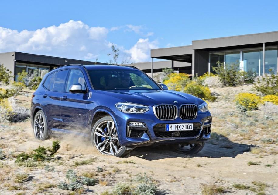 """Новый BMW X3 стал больше и поражает электронными """"фишками"""". Первые фото - BMW"""
