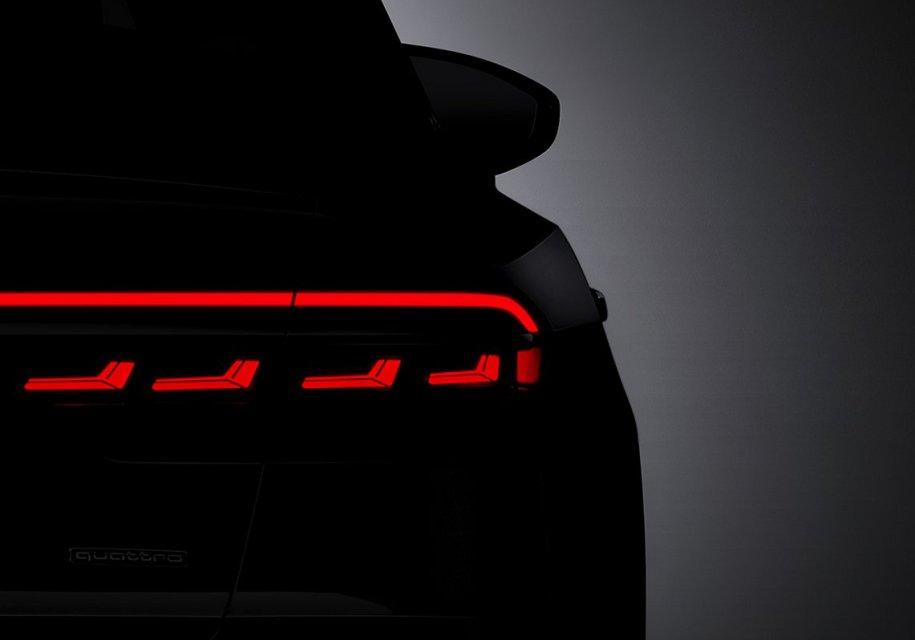 Audi показала чем будет выделяться новая A8 в потоке - Audi