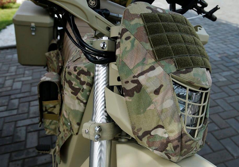 """""""Калашников"""" разрабатывает три военных мотоцикла"""