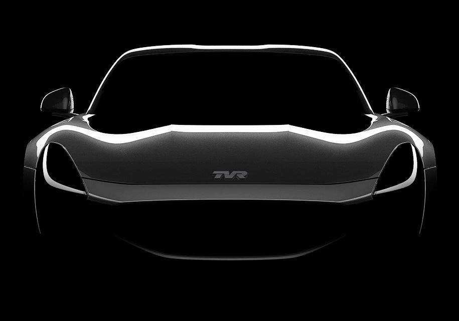 Возрожденная маркая TVR показала прототип нового спорткара - TVR