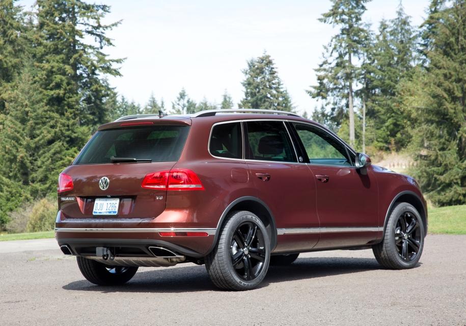 VW  Touareg больше небудет реализовываться  вСША