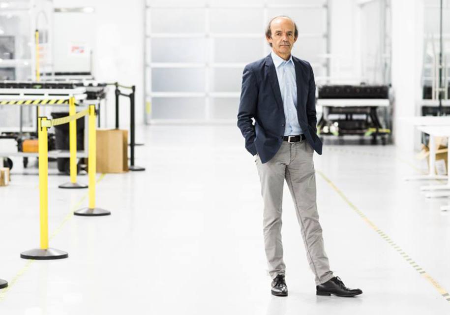 Выходец из БМВ займется электромобилями Faraday Future