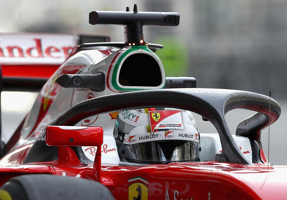 Команды Формулы-1 одобрили введение системы защиты кокпита «гало»