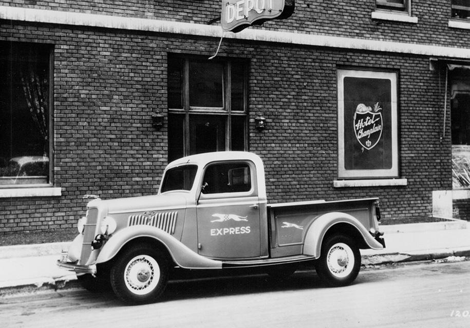 Вековой юбилей коммерческих авто празднует Форд