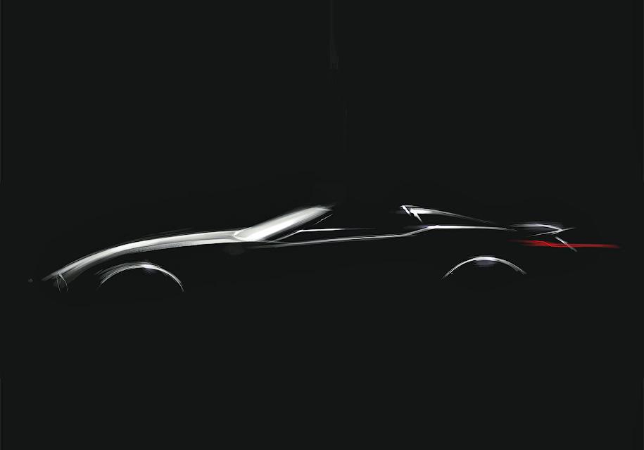 BMW дала понять как будет выглядеть новый кабриолет - BMW