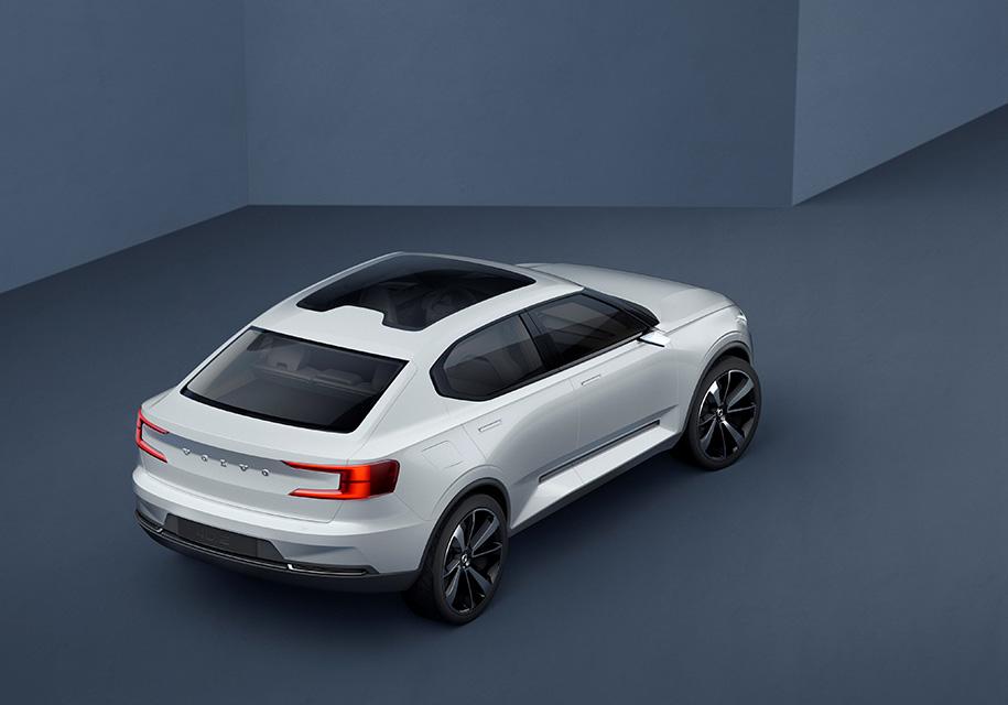 В Вольво запатентовали «имя» для нового автомобиля