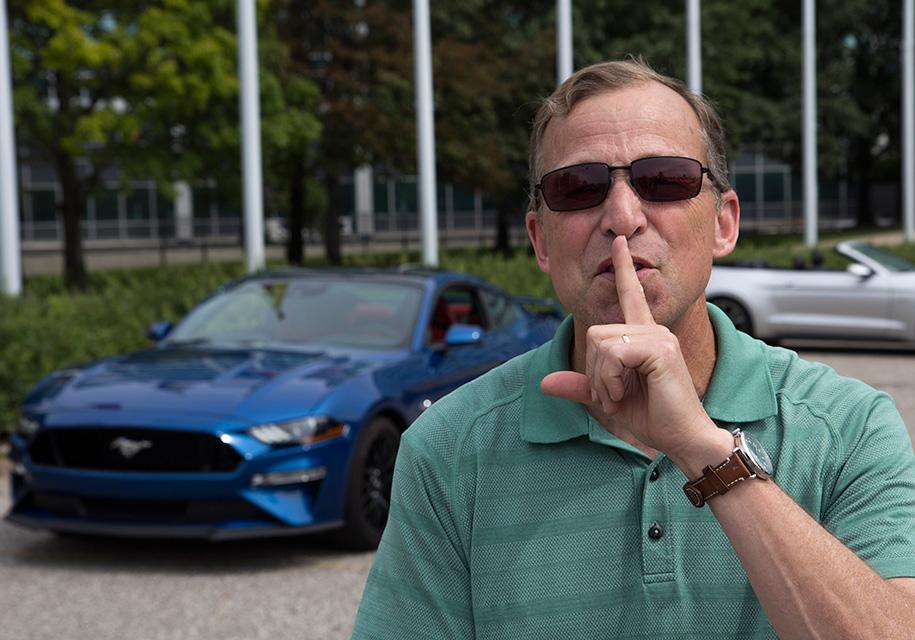 Форд Mustang получит новейшую выхлопную систему «Хороший сосед»