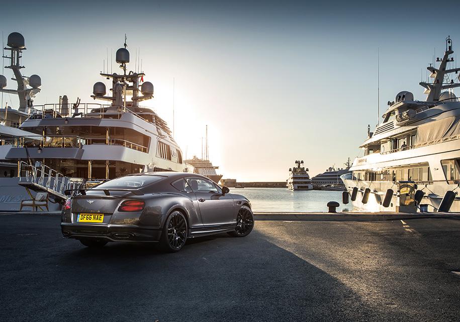 Возвращение Bentley Continental Supersports: тест-драйв самого быстрого Bentley в истории