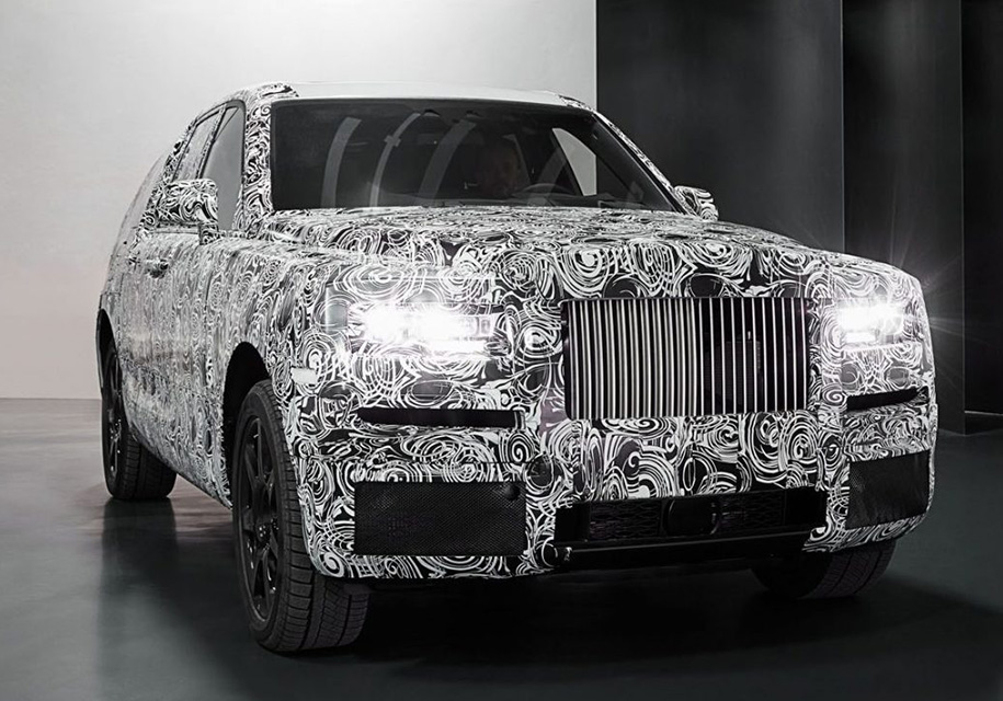 Глава Rolls-Royce раскритиковал Bentley Bentayga   - Rolls-Royce