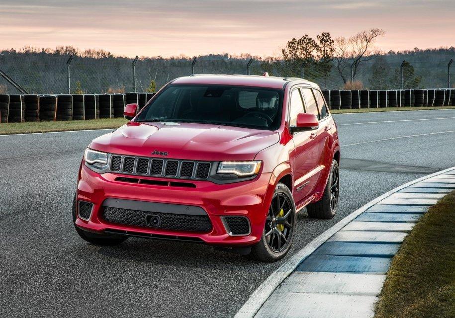 Jeep оценил мощнейший внедорожник в мире в стоимость «Демона