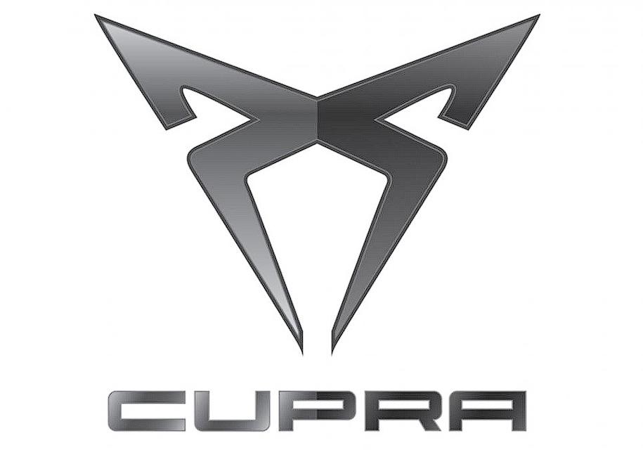 Новый логотип для линейки Cupra