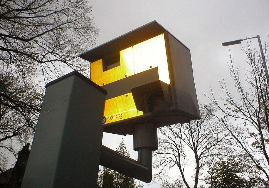В Китае разработали камеру фотофиксации, которая может определять авто даже без номерных знаков - фотофикс