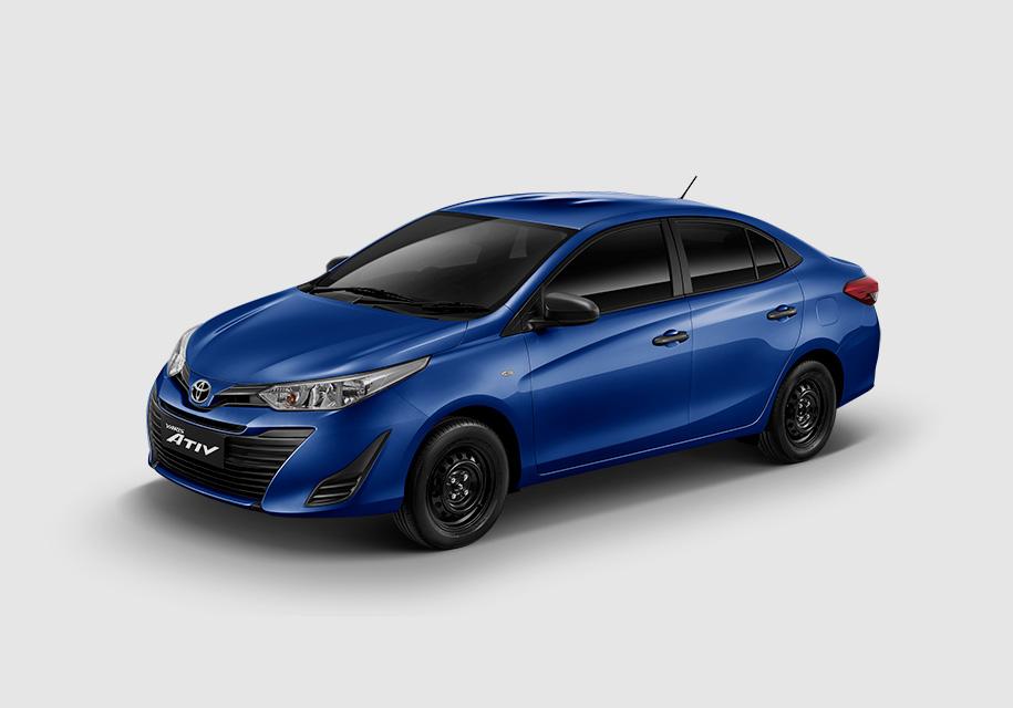 Toyota представила бюджетный седан, дешевле Corolla - Toyota