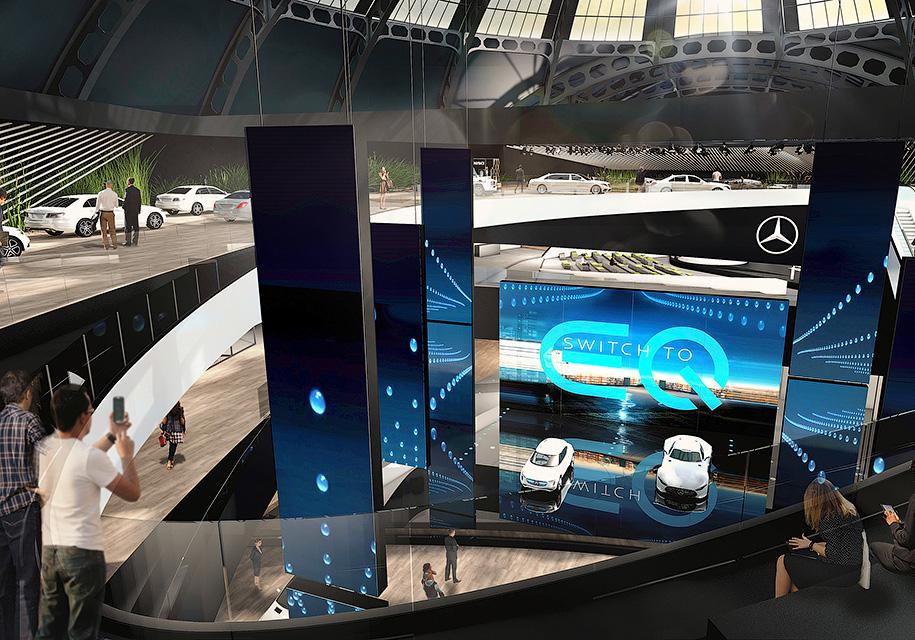 Что Mercedes-Benz покажет на автосалоне во Франкфурте