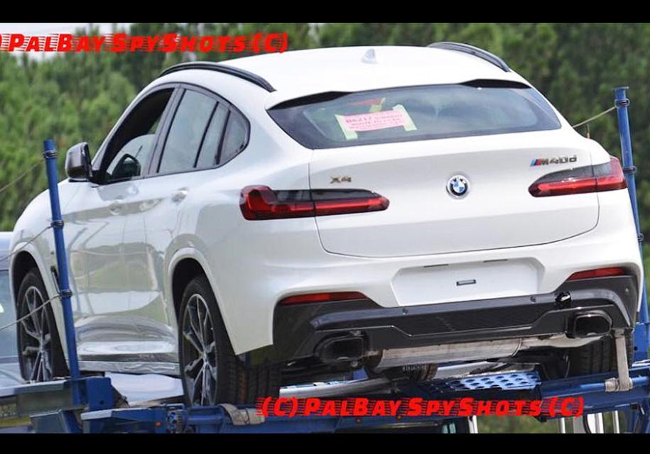 Какой будет BMW X4 нового поколения - bmw